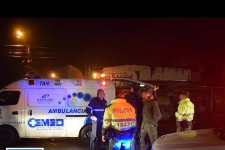 Máy bay chở 81 hành khách bị rơi tại Colombia