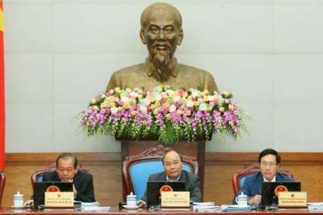 Thủ tướng Nguyễn Xuân Phúc: Không chỉ có Chính phủ mà cả hệ thống phải chuyển động