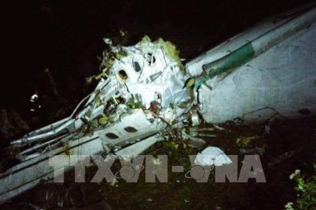 Vụ rơi máy bay tại Colombia: Đã thấy hộp đen của máy bay gặp nạn