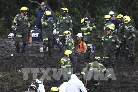 Hé lộ nguyên nhân máy bay gặp nạn ở Colombia