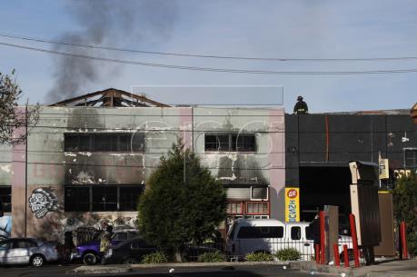 Hỏa hoạn gây thương vong lớn tại Mỹ