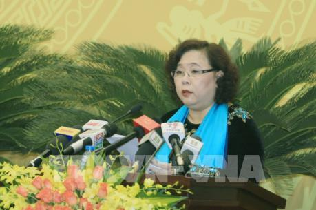 Khai mạc kỳ họp thứ 3 Hội đồng Nhân dân TP. Hà Nội khóa XV