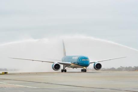Vietnam Airlines ghi dấu ấn tại Paris và lập kỷ lục về chuyên chở khách