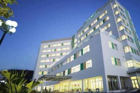 Bệnh viện quốc tế đầu tiên ở khu vực Đông Bắc Bộ hoạt động vì mục đích phi lợi nhuận