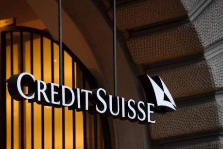 Credit Suisse bị điều tra rửa tiền và trốn thuế