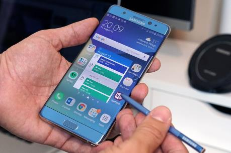 Samsung sẽ vô hiệu hóa Galaxy Note 7 tại thị trường Mỹ