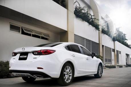 Ưu đãi gần 200 triệu đồng khi mua Mazda6 tại Việt Nam