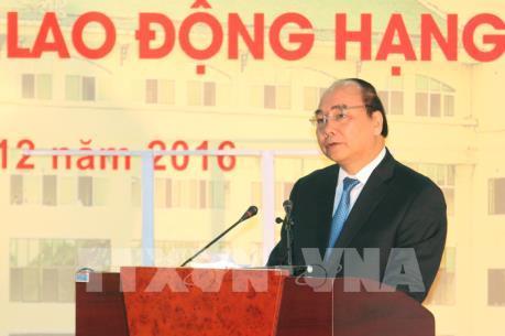 Thủ tướng: Phát triển nguồn nhân lực là một khâu đột phá chiến lược của đất nước