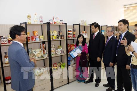 Hiệp hội Lương thực Lúa gạo Hàn Quốc khai trương Văn phòng đại diện tại Việt Nam