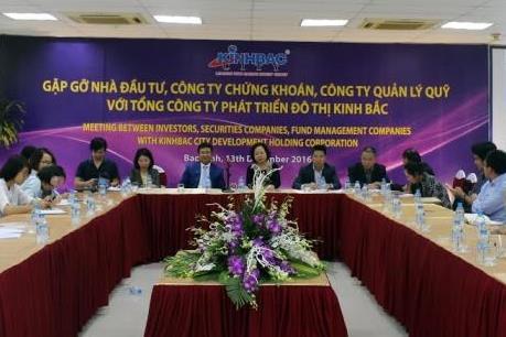 KBC thông qua kế hoạch mua cổ phiếu quỹ