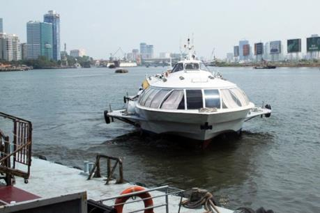 Xem xét kéo dài sử dụng tàu cánh ngầm tuyến Sài Gòn - Vũng Tàu