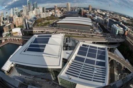 Trang trại năng lượng Mặt Trời lớn nhất Australia hòa vào lưới điện quốc gia