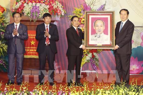 Ninh Bình: Hoa Lư  là huyện nông thôn mới đầu tiên của cả nước theo tiêu chí mới