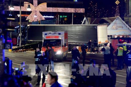 Đức bắt giữ đối tượng tình nghi chuẩn bị tấn công khủng bố Berlin