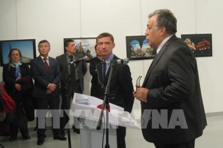 Dự luận quốc tế xung quanh vụ sát hại Đại sứ Nga tại Ankara