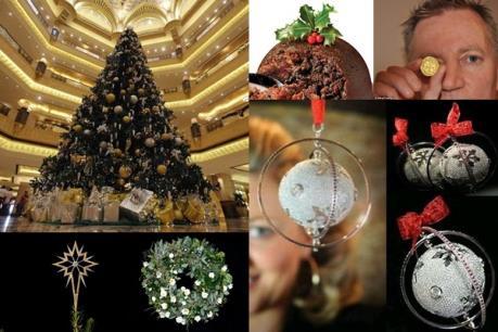 Những món đồ trang trí Giáng sinh đắt nhất thế giới