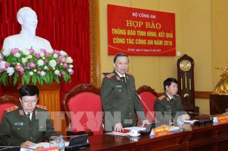 Bộ Công an: Không có việc lọt, lộ thông tin khiến Trịnh Xuân Thanh bỏ trốn