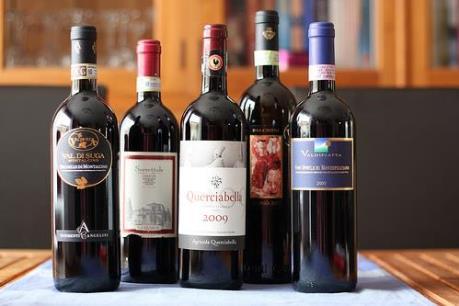 Italy chưa khẳng định được vị trí trên bản đồ rượu vang thế giới