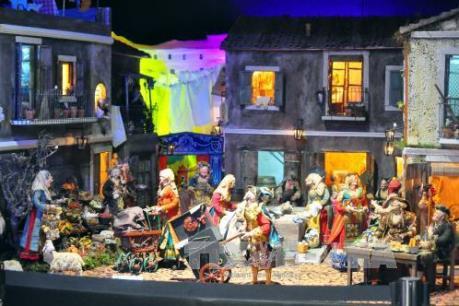 Sôi động triển lãm quốc tế về Giáng Sinh 2016 tại Italy