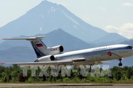 Vụ máy bay quân sự Nga mất tích: Tìm thấy mảnh vỡ máy bay Tu-154 trên Biển Đen