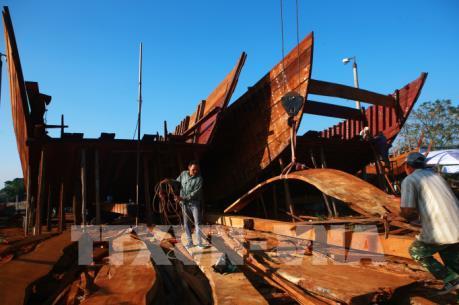 Đẩy nhanh tiến độ phê duyệt cho vay đóng mới tàu theo Nghị định 67