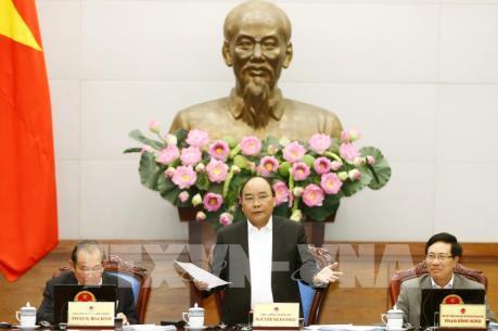 Thủ tướng đưa ra 30 giải pháp để hoàn thành mục tiêu năm 2017