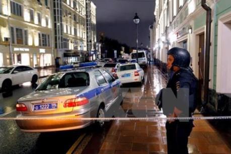 Nga bắt giữ 7 đối tượng âm mưu khủng bố dịp Năm mới