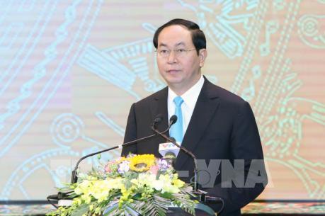 Chủ tịch nước: Hà Nam cần ưu tiên phát triển công nghiệp công nghệ cao