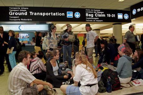 Sập hệ thống máy tính nhiều sân bay tại Mỹ