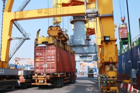 Hải Phòng chính thức thu hạ tầng cảng biển