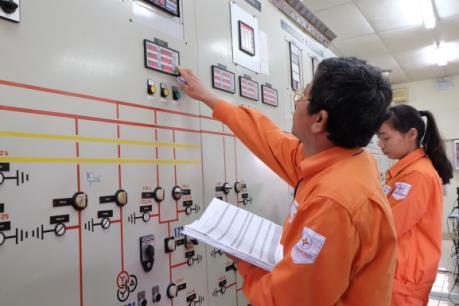 Ban hành khung giá phát điện năm 2017