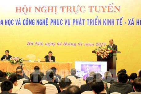 Thủ tướng Nguyễn Xuân Phúc: Nghiên cứu nhiều nhưng ứng dụng ít