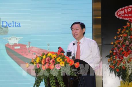 Phó Thủ tướng Vương Đình Huệ: Tạo thuận lợi cho DN tham gia đầu tư kinh doanh logistics