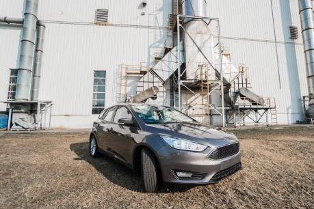 Ra mắt Ford Focus Trend EcoBoost với giá cạnh tranh 699 triệu đồng
