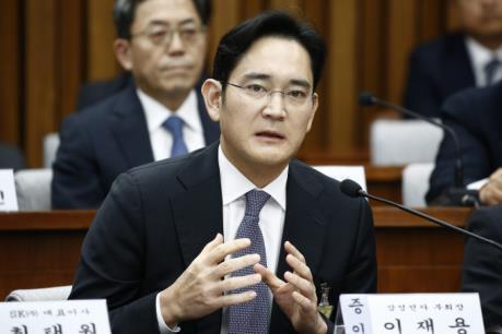 Hàn Quốc: Lãnh đạo tập đoàn Samsung bị triệu tập