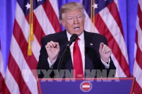 """Tổng thống đắc cử Mỹ đối mặt với nguy cơ """"xung đột lợi ích"""""""