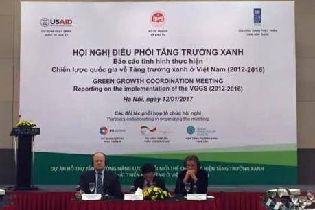 Việt Nam có nhiều hành động thúc đẩy tăng trưởng xanh