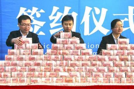 Trung Quốc tăng kiểm soát nợ doanh nghiệp