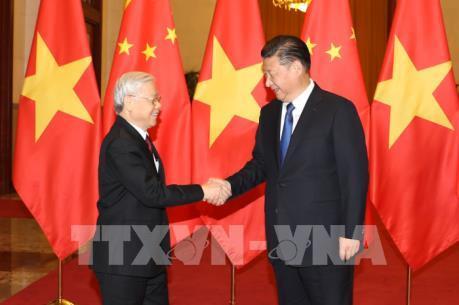 Trung Quốc và Việt Nam ký kết nhiều văn kiện quan trọng