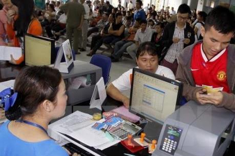 Cập nhật tình hình vé tàu phục vụ Tết Nguyên đán 2017