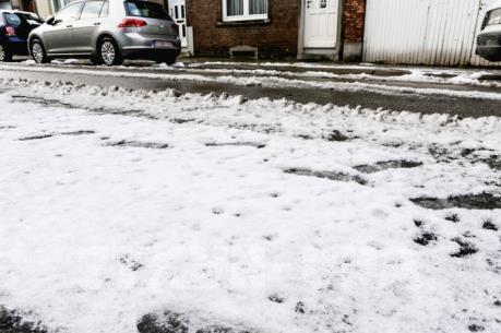 Bão tuyết nghiêm trọng tại Bỉ