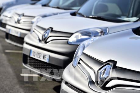 Pháp ra điều kiện cứu trợ hãng chế tạo ô tô Renault