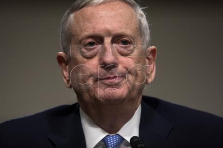 Hạ viện Mỹ ủng hộ Tướng J. Mattis làm Bộ trưởng Quốc phòng