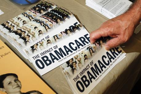 Hạ viện Mỹ thông qua biện pháp đầu tiên tiến tới bãi bỏ Obamacare