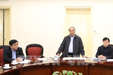 Thủ tướng Nguyễn Xuân Phúc: Tạo cơ chế thuận lợi nhất cho Hà Nội phát triển hạ tầng