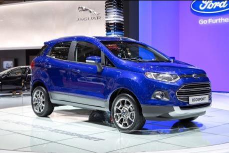 Bảng giá xe ô tô Ford tháng 2/2017 mới nhất tại Việt Nam
