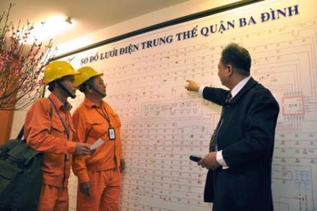 Phương án cấp điện dịp Tết Nguyên đán Đinh Dậu 2017 tại Hà Nội