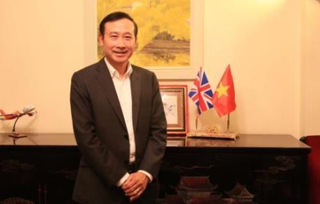 Việt Nam và Anh thúc đẩy mối quan hệ Đối tác Chiến lược