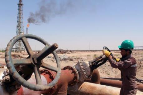 Giá dầu đi xuống trên thị trường thế giới