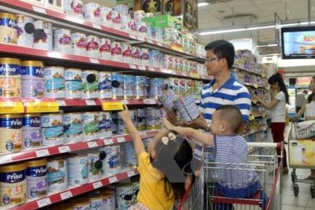 Từ 1/4, doanh nghiệp sản xuất kinh doanh sữa trẻ em phải kê khai giá